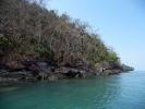 Koh Lim shoreline
