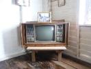 Old TV in Koh Mak museum