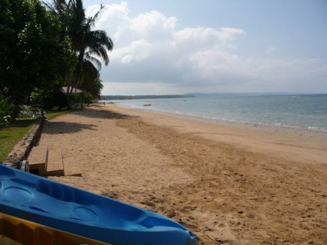 Beach at Makathanee Resort
