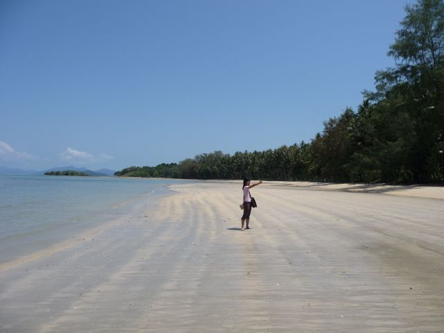 Beach near Koh Mak Resort