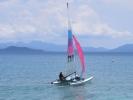 Sailing at Cococape Resort