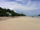 Walking to Koh Man Nai, off Kai Bae beach, Koh Chang