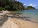 Much better beach on Koh Chang, 200 metres away