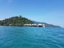 Looking towards Tantawan Resort