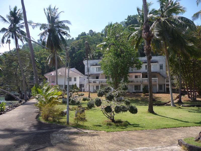 Koh Phrao Nok - Resort