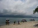 Speedboats on Koh Yuak