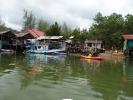 Klong Prao River Estuary