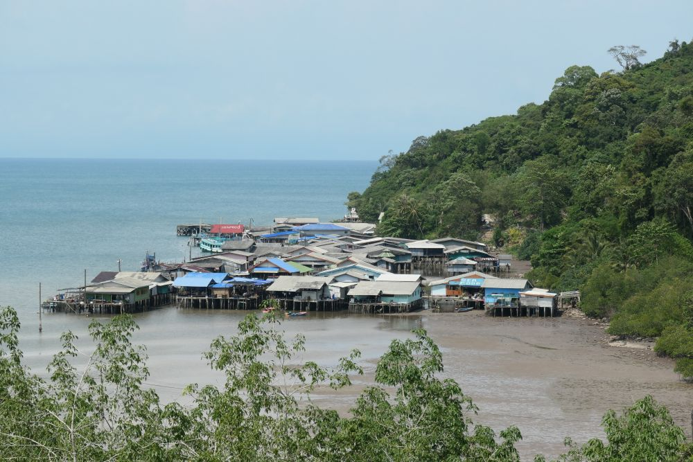 Ao Yai fishing village