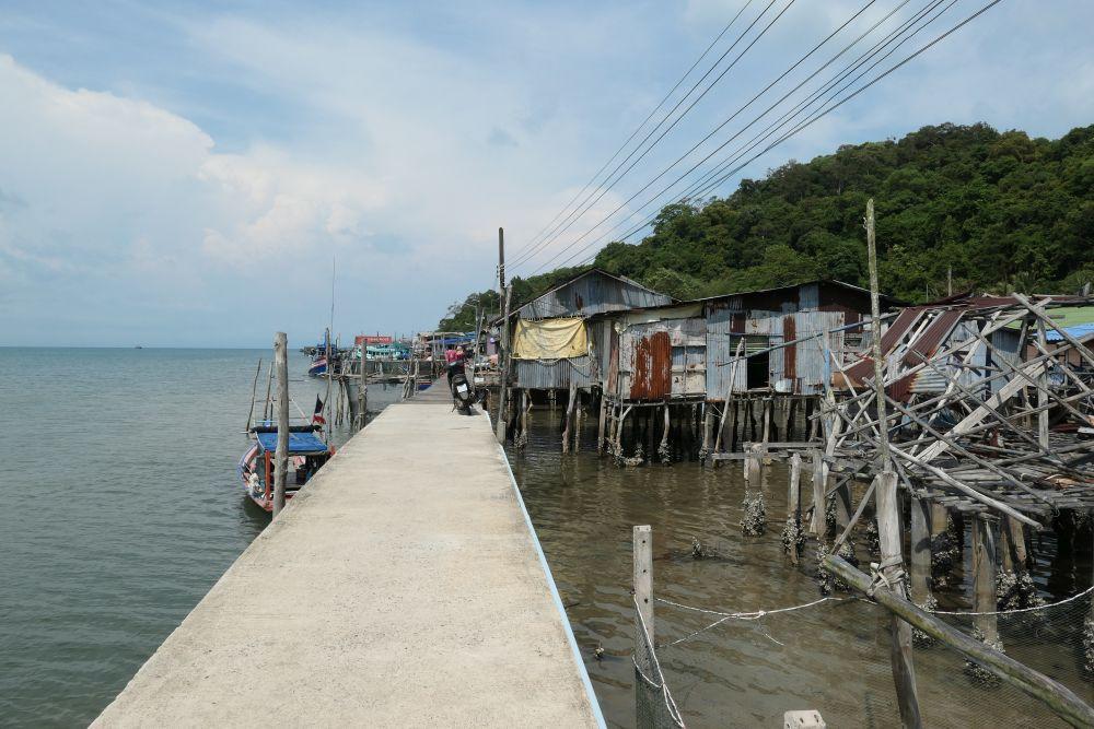 Pier at Ao Yai
