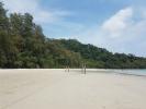 Ao Jak beach, home to Neverland Resort