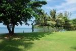 seafront garden area