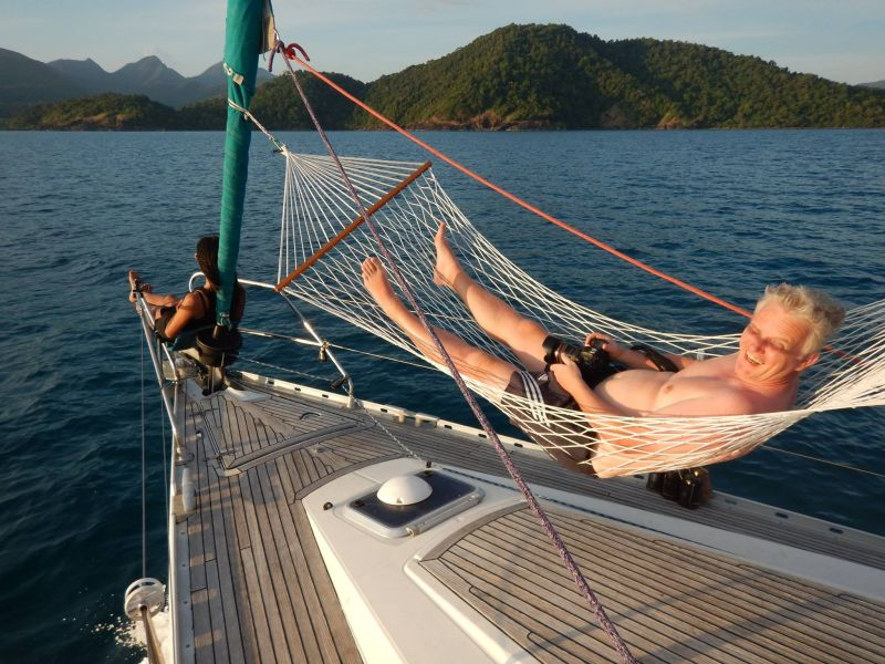 Mandala sailing tours, Koh Chang