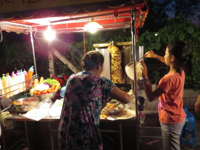 White Sand Night Food Market