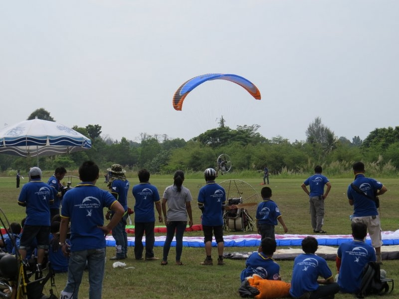 Flying over Koh Chang