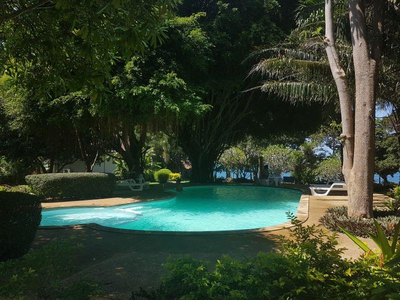 Privilege Resort swimming pool