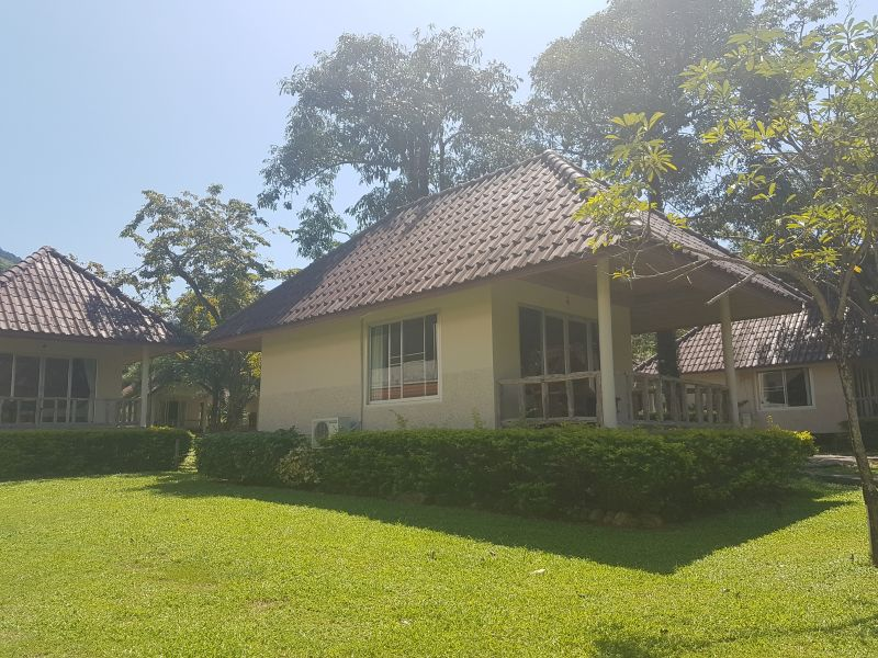 Privilege resort bungalows