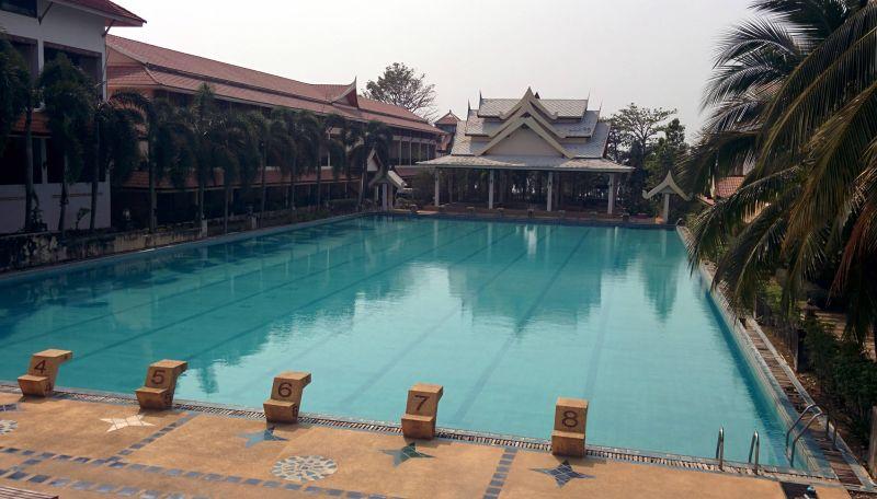 Pool at Koh Chang Resortel