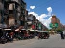 Old Phnom Penh street