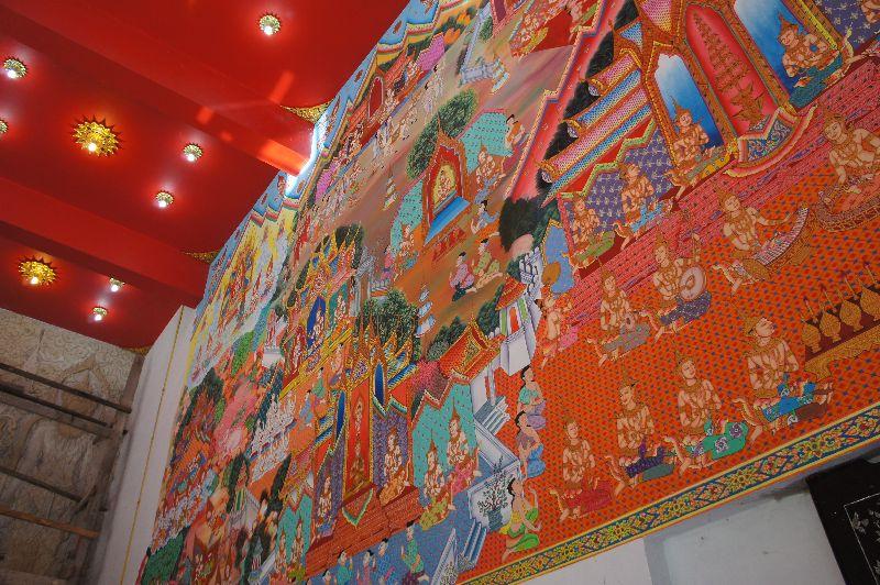 temple mural salakphet