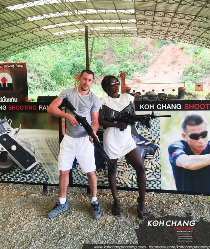 Firing range Koh Chang Shooting Range