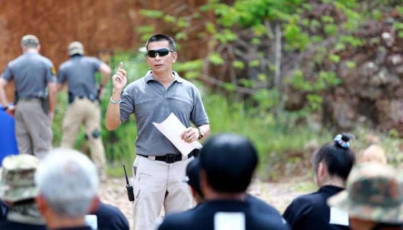 Koh Chang Shooting Range