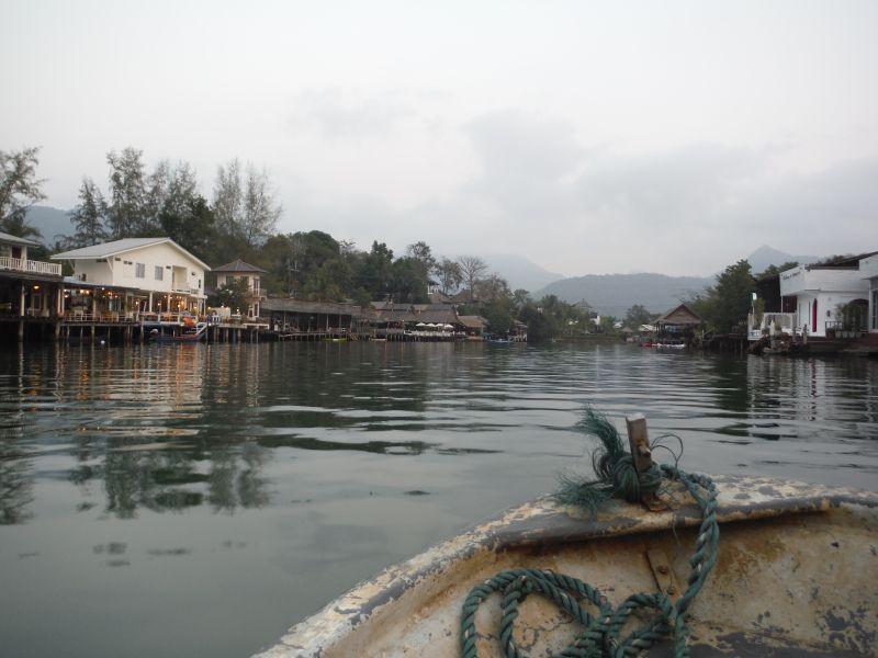 Setting Off From Baan Rim Nam