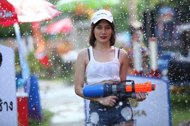 Songkran on Koh Chang 2018