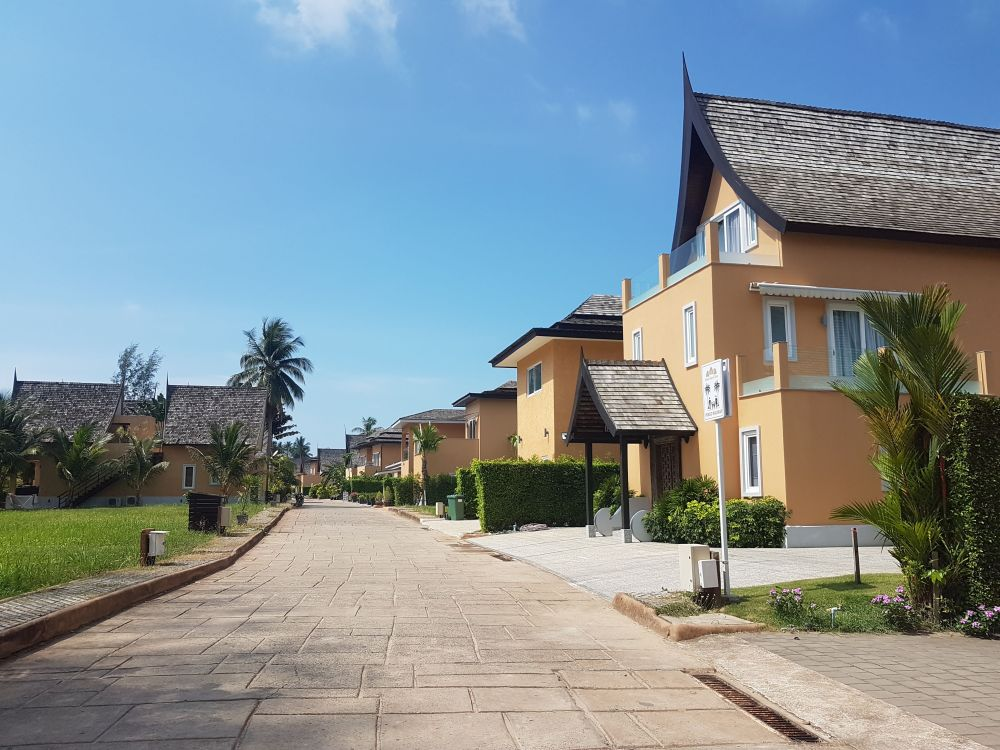 Holiday homes for rent at Siam Royal Bay
