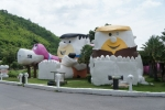 The Flintstones themed Suanpheung Resort