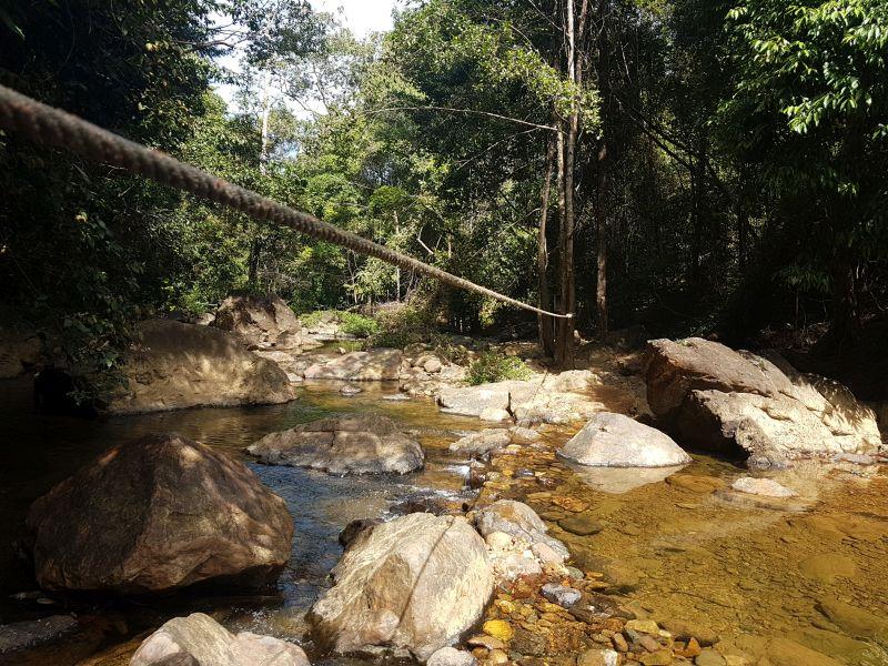 Than Mayom waterfall