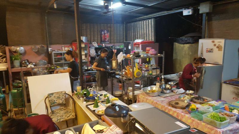 Tonsai restaurant, Koh Chang
