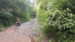 Road to Wai Chaek beach