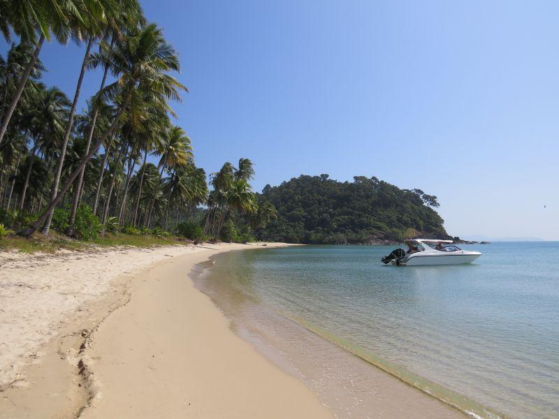 Wai Chaek beach Koh Chang