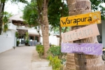 Warapura Resort, Lonely beach