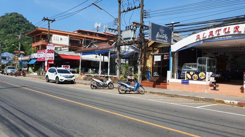 Restaurants roadside