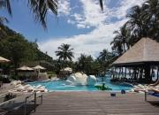 KC Grande Resort lagoon pool