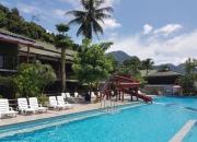 Koh Chang Lagoon Resort swimming pool