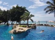 Kacha Resort swimming pool