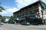 New shophouses & budget accommodation