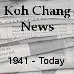 News articles from Koh Chang island