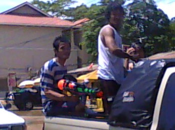 Armed Gangs on the Streets