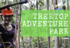 Treetop Adventure Park, Koh Chang