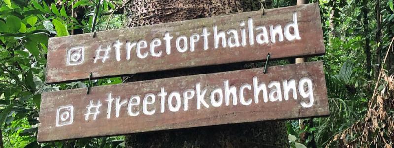 Treetop Adventure Park on Social Media