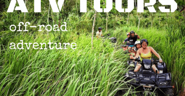ATV Tours in the jungle on Koh Chang island, Thailand