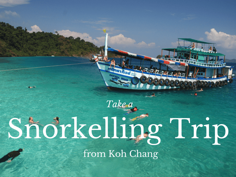 Take a snorkeling trip to Koh Rang and nearby islands