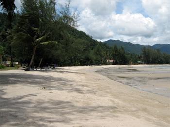Deserted Klong Prao Beach