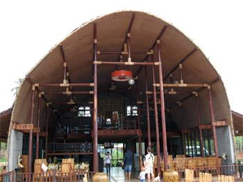 Part Barn / Part Restaurant