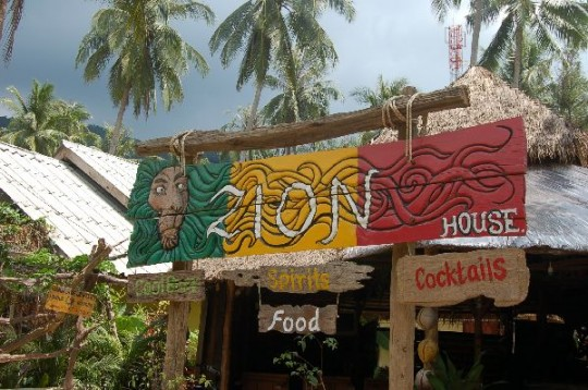 Traditional Thai Reggae Bar