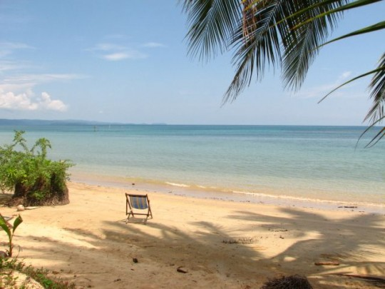 koh mak beach resort for sale