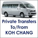 Private Transfers to Koh Chang